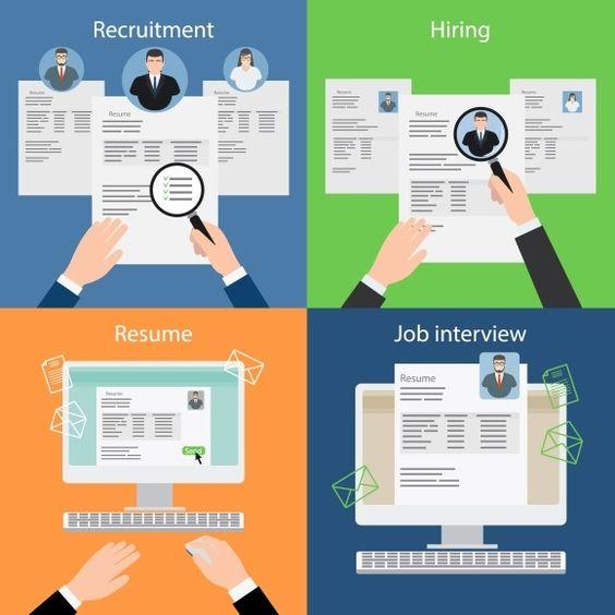 Hiring, recruiting, resume - hiring resume