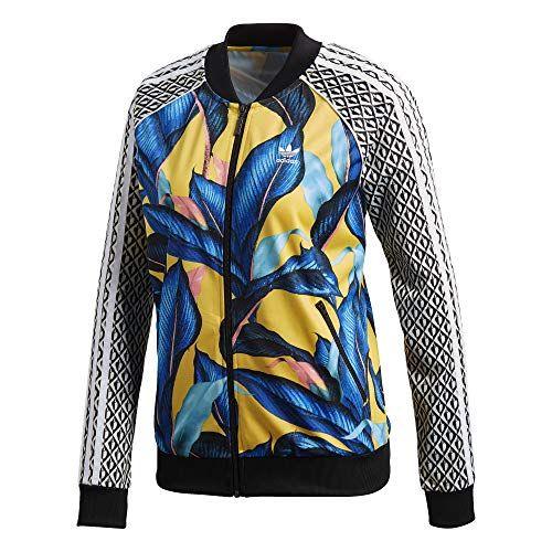 ADIDAS Damen Jacke SST TT Multicolor(MULTCO) in 2019