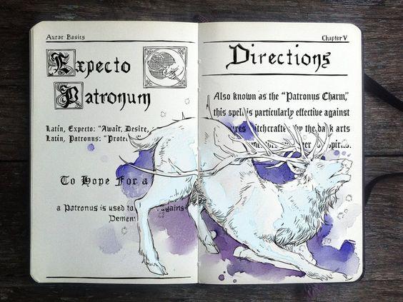 Un bel hommage à Harry Potter, de Gabriel Picolo