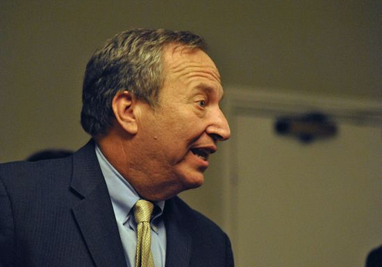 Larry Summers. Sexist. Asshole. Wrong time after time. The next chair of the Federal Reserve?  It seems that Larry Summers is the frontrunner for chair of the Federal Reserve. There are no words.   ...