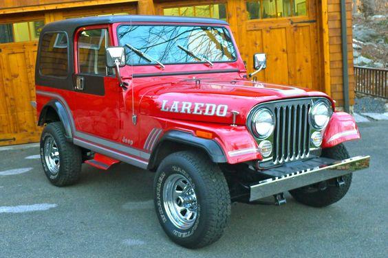 Jeep CJ Laredo | eBay
