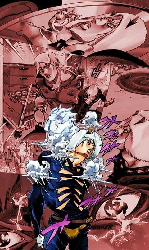 JoJo/'s Bizarre Adventure Stone Ocean Vol.3 Japanese ed F//S Manga Comics Book