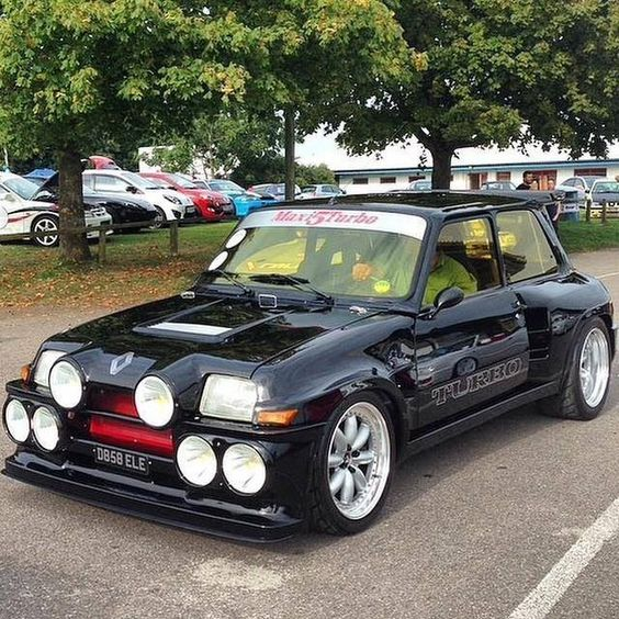 renault 5 turbo maxi auto pinterest beautiful sheds and renault 5. Black Bedroom Furniture Sets. Home Design Ideas