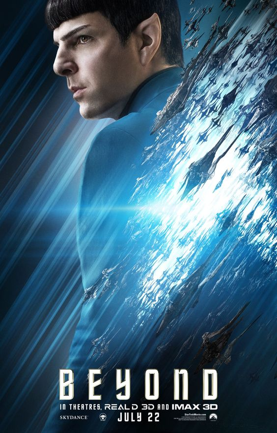 Star Trek: Beyond - Mr. Spock