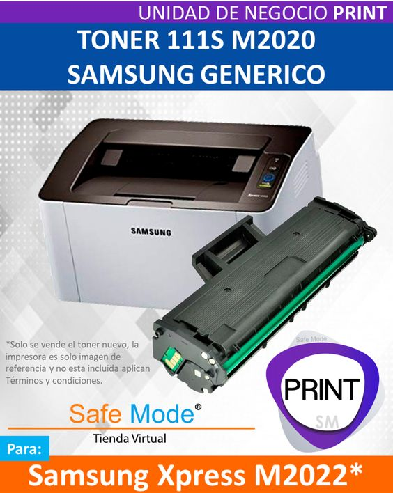 Toner para Samsung Xpress M2022 [Nuevo]