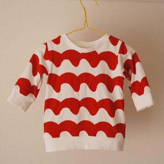 7分袖ですので季節の変わり目に活躍させてくださいませ!生地は普通のTシャツと同じくらいの厚みです。家庭用ミシンで製作しております。他サイズも対応可能ですので、...|ハンドメイド、手作り、手仕事品の通販・販売・購入ならCreema。