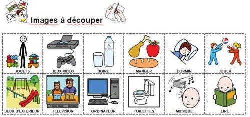 Top PICTOGRAMME ENFANT - Recherche Google | planning | Pinterest | Autism BH35