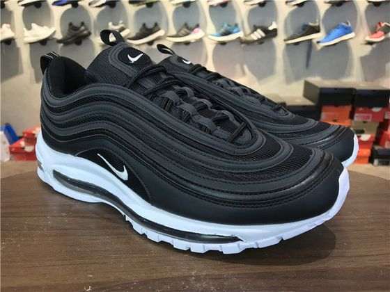 Nike Air Max 97 Cool Grey Black Patent
