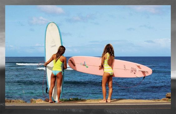 Billabong surf girls