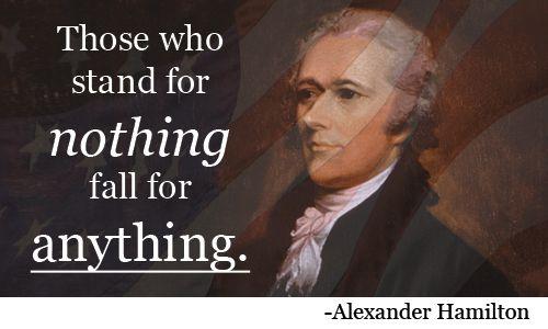 Alexander Hamilton Quotes Gorgeous Alexanderhamiltonquotes Httpjohnsmithwriteralexander