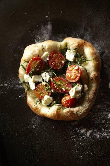 Making Pizza Like A Pro - the #secret ingredient is #extravirginoliveoli…