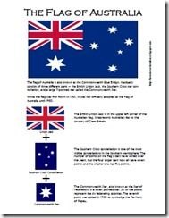 Australia ~ Our Studies of the Land Down Under