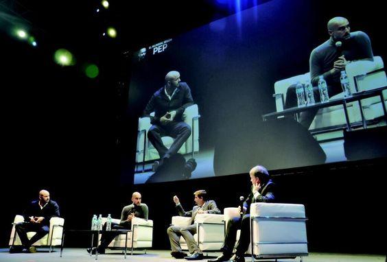 Pep conferencia argentina