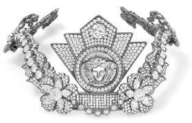 Versace Tiara by De Beers