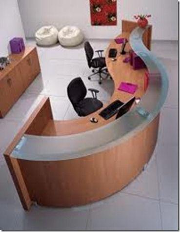 Oficinas modernas modulares para oficinas mobiliario de for Decoracion de oficinas