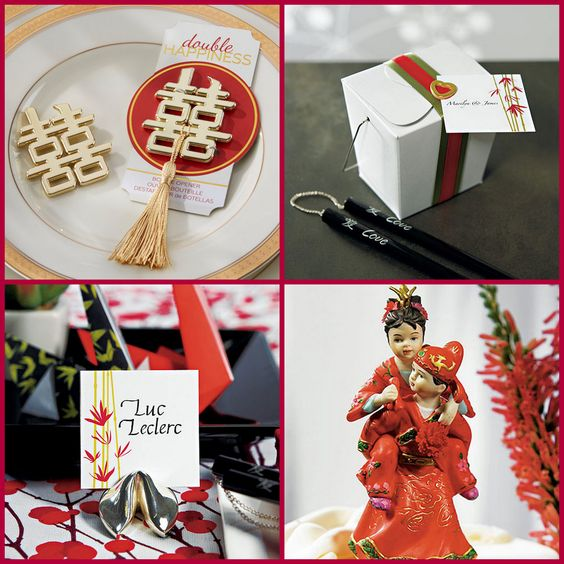 Chinese Wedding Favors from HotRef.com
