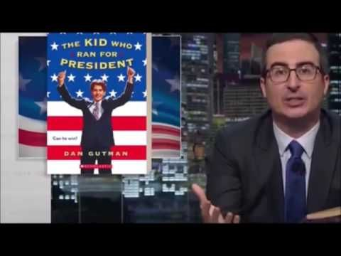 John Oliver   Urging  Trump  to  DROP OUT  Full Segment