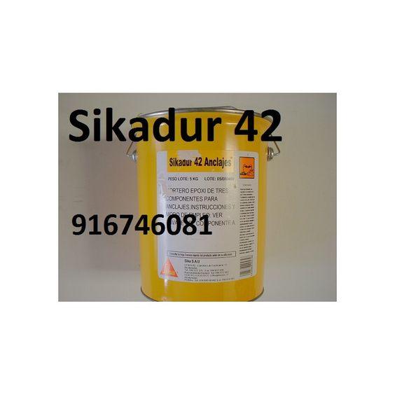 sikadur 42