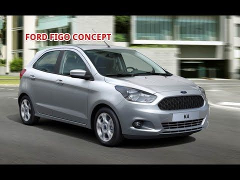 Supercar Info Look This New 2018 Ford Figo Concept Supercar I