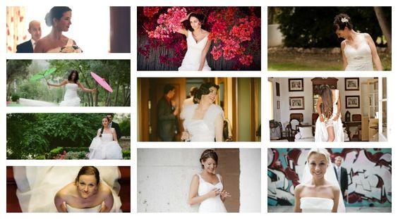 Ya tenemos novia del verano en Zankyou Weddings!!!!