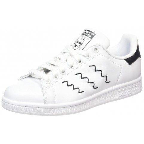 adidas stan smith zig zag the ultimate neutral shoe classic unique special shoes. Black Bedroom Furniture Sets. Home Design Ideas