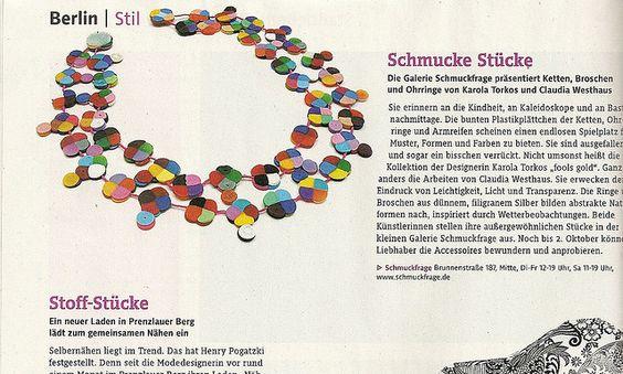 tipp magazine berlin | Flickr: Intercambio de fotos