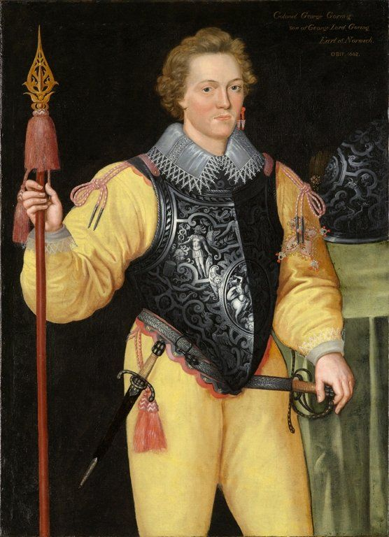 General George Goring, Baron Goring, Unknown, 17th century, Gift of Mr. and Mrs. James MacLamroc