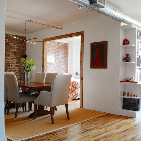 Exposed Ductwork Design Ideas Pictures Remodel And Decor Projects Pinterest Beautiful