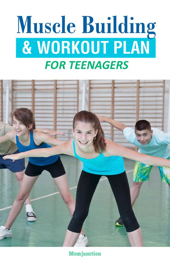 Teen Workout Plan 89