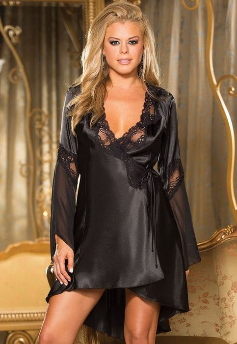 Womens Sexy Robes 36