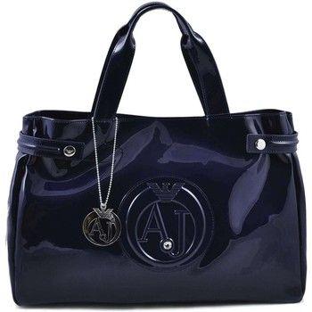 Sac porté main Armani jeans Shopping/Cabas Vernice lucida verni VERNICE LUCIDA 548-05291-55 SUPPL. BLUE 109.00 €