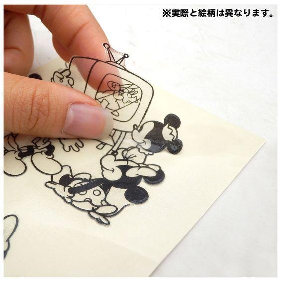 Amazon.co.jp | ディズニー デコクリアステッカー アリス DSST453 | ホビー 通販