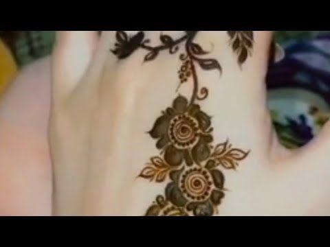روعه نقش الحناء جديد 2021 Youtube In 2021 Hand Henna Henna Hand Tattoo Henna