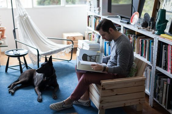 Freunde von Freunden — Maurício Arruda — Architect, Interior & Furniture Designer, Apartment, São Paulo — http://www.freundevonfreunden.com/interviews/mauricio-arruda/