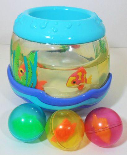 Fisher Price Ocean Wonders Musical Fish Bowl Aquarium Toy