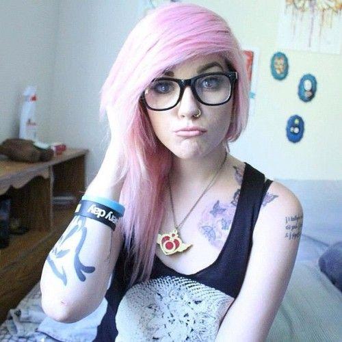 Sensational Glasses Nerd And Monsters On Pinterest Hairstyles For Women Draintrainus