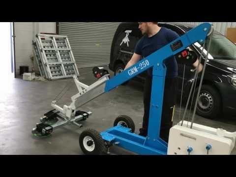 Makinex Powered Hand Truck Pht 140 Training Video Youtube