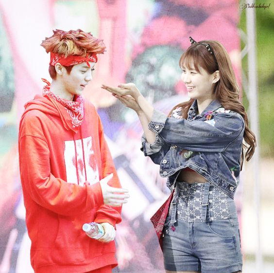 Luhan and yoon so hee hookup