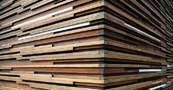 Preparar el revestimiento de paredes de madera - Revestir paredes con madera ...