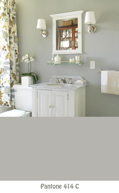 Best Early Morning Mist Benjamin Moore Great Color Used In 400 x 300