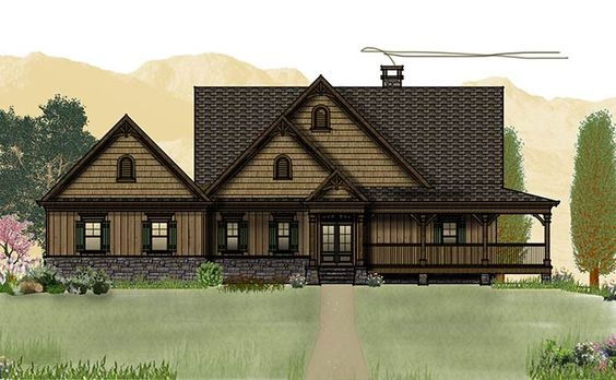 walkout basement house plans loft porches home plans basements house
