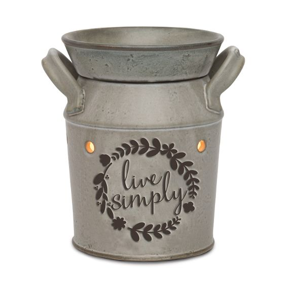 Live Simply Scentsy Warmer Scentsy Spring Summer 2016 Pinterest Scentsy