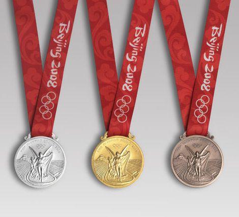 Beijing 2008 Olympic Games Medal