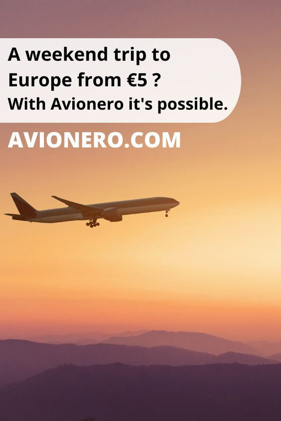 Flights To London Around Christmas 2020 Cheap weekend trips with Avionero! en 2020