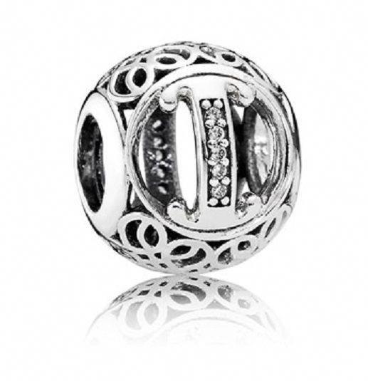 Silverbraceletgirl Initialnecklacesilvercheap Initial Necklace Silver Pandora Charm Bracelet Alphabet Charm