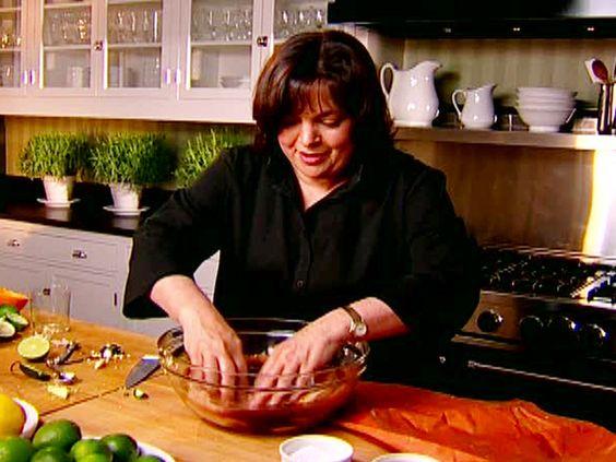 Tequila Lime Chicken Recipe : Ina Garten : Food Network