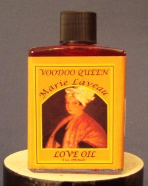Marie Laveau's Love Oil - Potent cinnamon mixture used to enhance ...