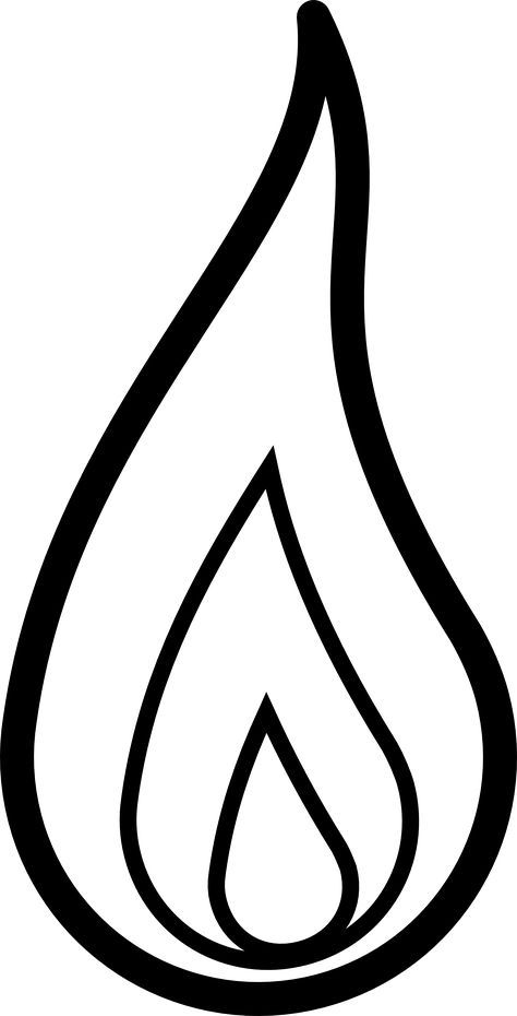 Fire Flames Clipart Black And White Clipart Panda Free Clipart Candle Flames Church Banners Bible Crafts