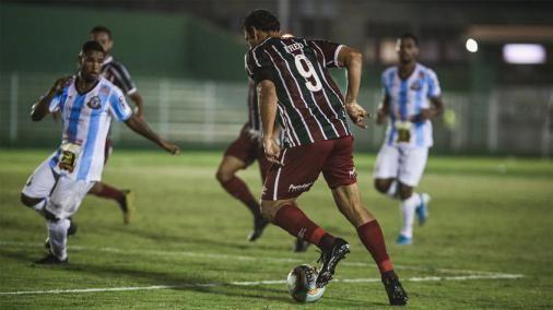 Pouco Inspirado Fluminense Empata Com O Macae E Avanca Na Taca Rio Lance Em 2020 Empata Fluminense Taca Rio