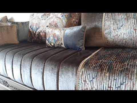 طريقة خياطة طلميطة مطلاسي Youtube In 2021 Wood Texture Home Decor Decor